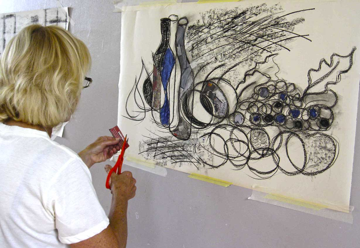 Art Classes For Beginners And Those More Advanced Roymunday Electrical Wiring Formby Southport Liverpool Merseyside